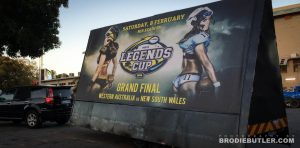 LFL Billboard by Brodie Butler