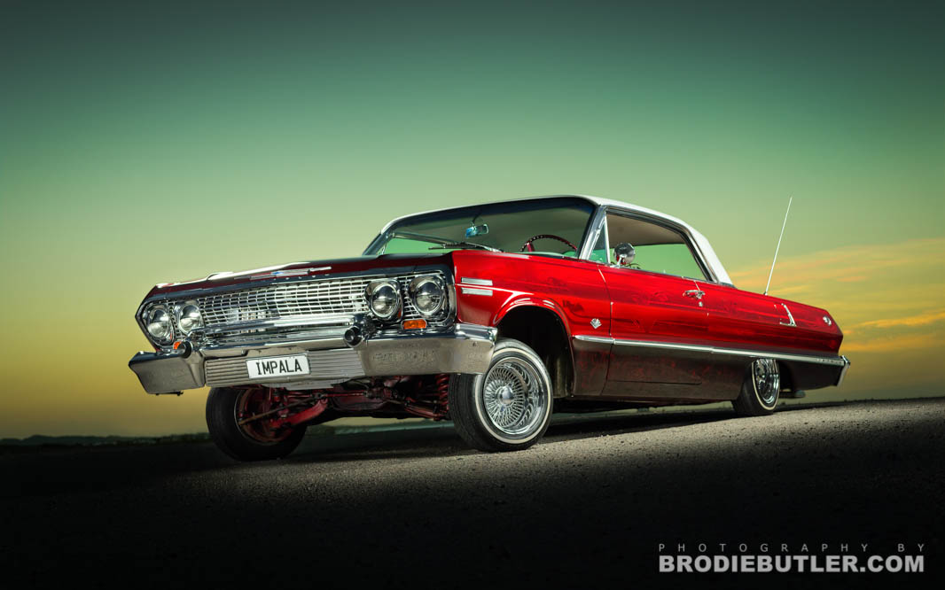 Chev Impala Lowrider