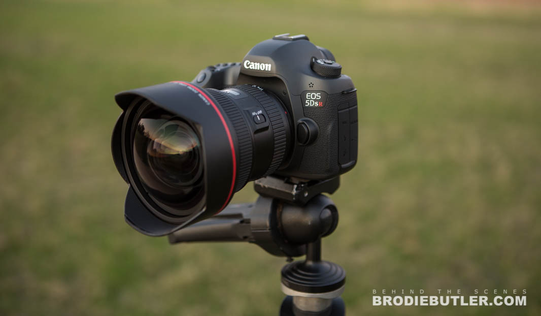 Canon 5DSr with 11-24mm L Lens