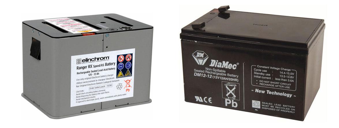 Elinchrom SLA Battery