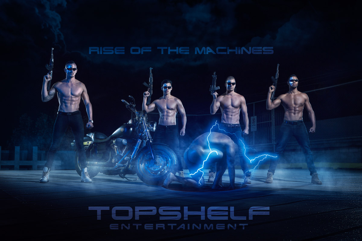 TopShelf Entertainment by Perth photographer Brodie Butler