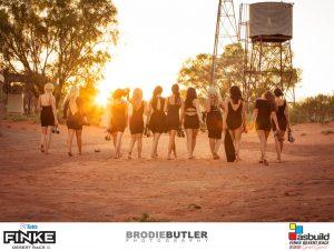 Shooting the 2015 Tatts Finke Desert Race Grid Girl Calendar
