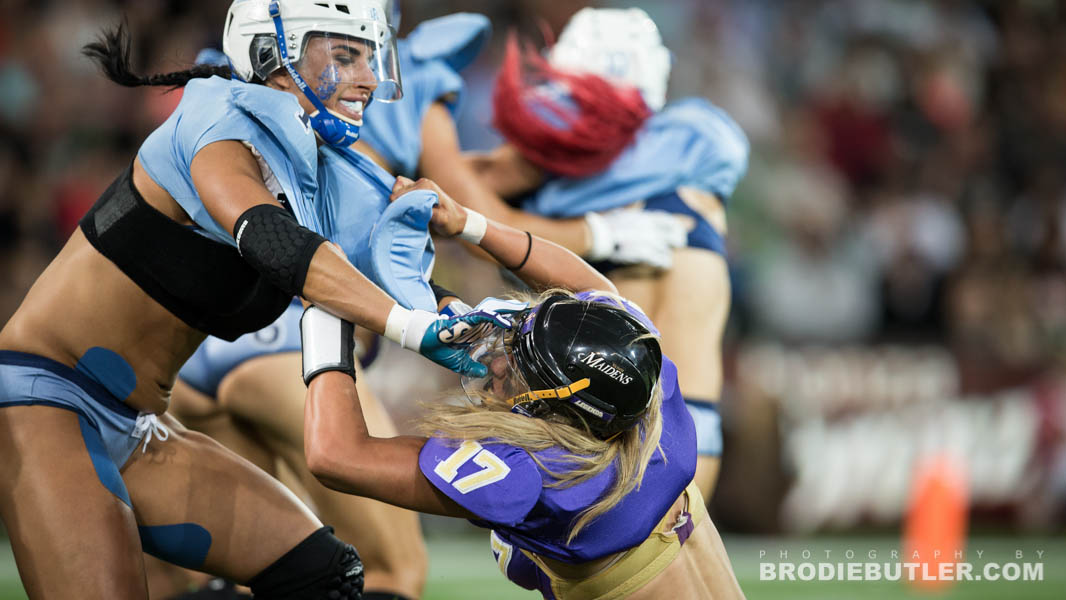 Legends Football League On Tour as the ...