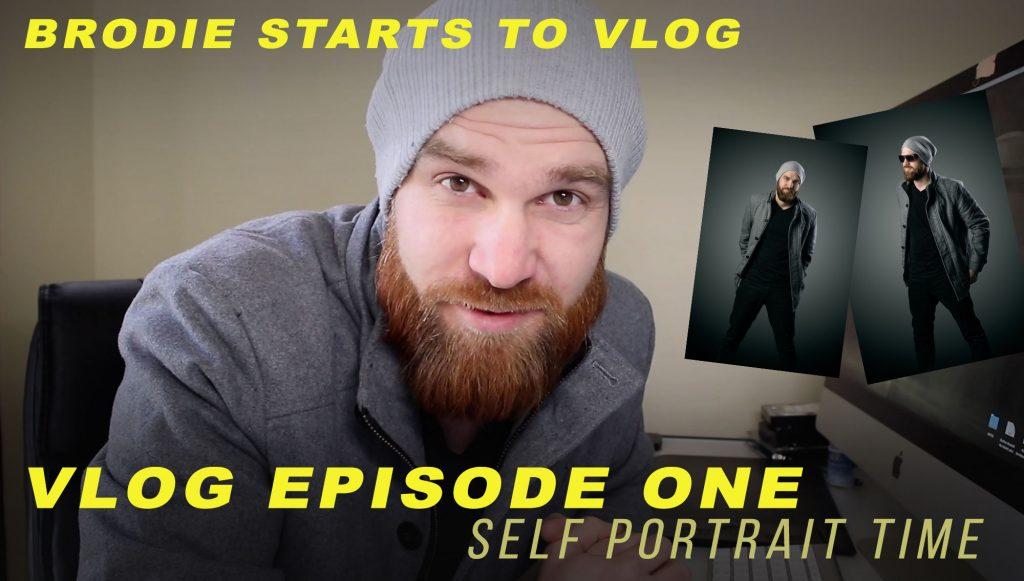 Brodie Butler starts Vlogging